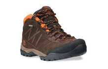 Timberland Women Carrigan Notch Mid GTX dark brown/burnt orange